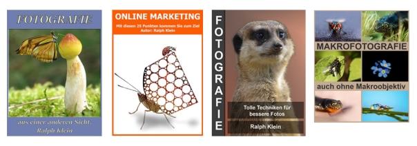 meine 4 books